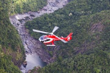 Kuranda Scenic Railway, Skyrail, Great Barrier Reef Helikoptertour en Cruise