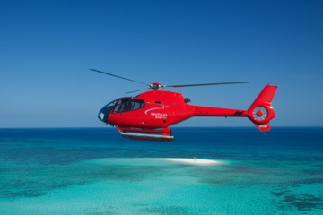 Passeio de helicóptero de 1 hora pela...