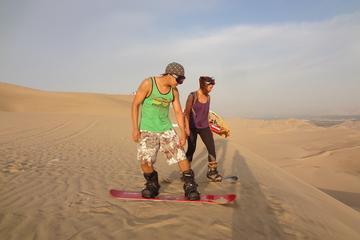 Sand Boarding and Dune Bashing Safari...