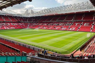 Manchester United Museum und Stadionführung im Old Trafford-Stadion