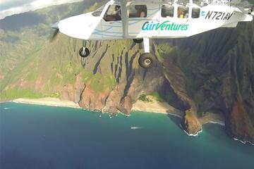 Recorrido aéreo por toda la isla de...