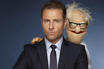 Paul Zerdin at Planet Hollywood Hotel and Casino