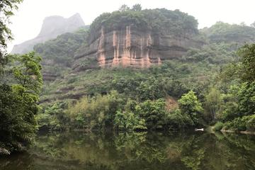 2-Day Private Danxia Mountain and Nanhua Monastery Tour From Guangzhou by Bullet Train