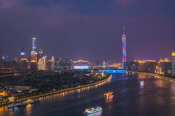 First Class Pearl River Night Cruise