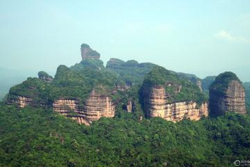 Private One Night Danxia and Nanhua Monastery Tour From Guangzhou