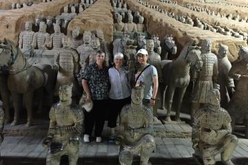 All-Inclusive Xian Essential Tour: Terracotta Warriors and Customizable Sites