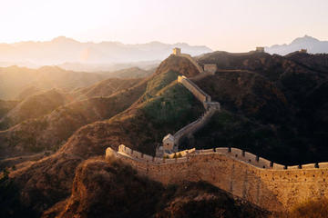 From Beijing: Mutianyu Great Wall Hiking Group Day Tour