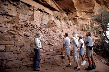 Excursão de jeep por Sedona com visita às ruínas antigas