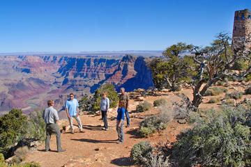 Grand Canyon Adventure with Optional Helicopter Tour
