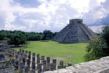 Private Chichen Itza, Coba, and Ik-Kil Cenote Day Tour