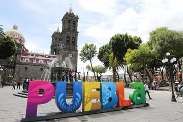 Puebla and Cholula One Day Private...