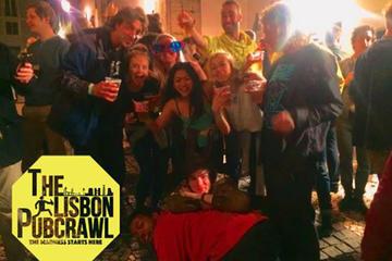The Lisbon Pub Crawl