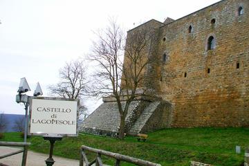 Castel Lagopesole Private tour, impressive medieval castle