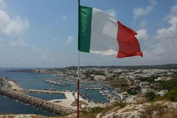 Santa Maria di Leuca Private tour, right at the tip of Italy's heel