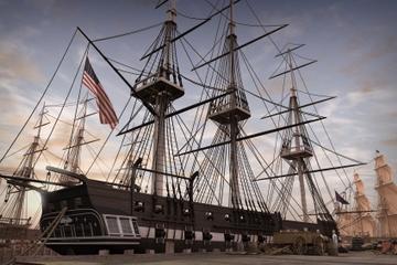 Croisière de Boston sur l'USS Constitution