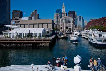 Offerta speciale a Boston: crociera con avvistamento delle balene e