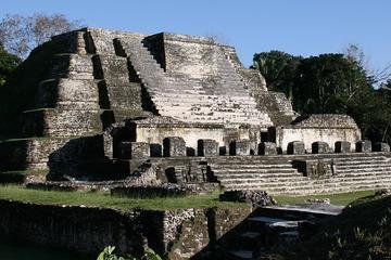 Altun Ha Maya Ruins from San Ignacio