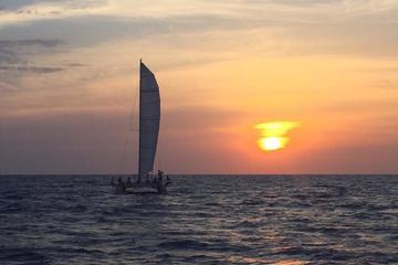 Catamaran Sunset Trip in Menorca