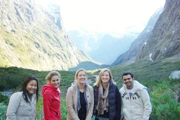 Full-Day Milford Sound and Fiordland National Park Tour including...