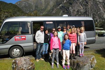 Visite d'une journée dans le Milford Sound et le parc national de...