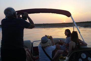 Ria Formosa Catamaran Sunset Tour...