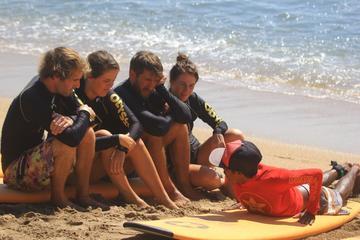 Beginner Surfing Lesson at Kuta Beach