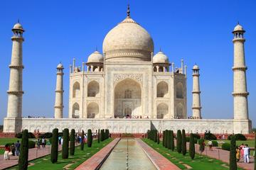 Golden Triangle Tour : Delhi-Jaipur-Agra