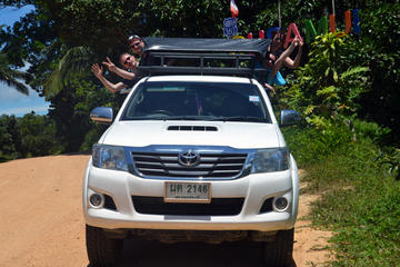 Private 4x4 off Road Samui Island Safari