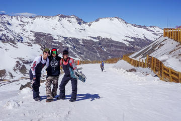 Small-Group Tour to Valle Nevado and Farellones from Santiago