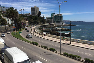 Viña del Mar, Valparaiso and Wine Tasting