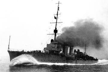 HMS Caroline: incrociatore leggero della Prima Guerra Mondiale