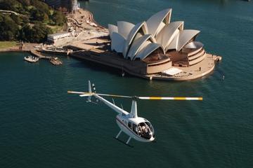 Excursão pela Costa de Sydney...
