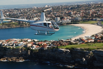 Survol des plages de Sydney en...