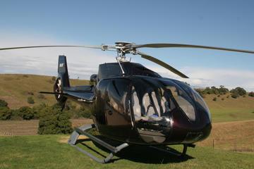 Tour en helicóptero y almuerzo en el Hunter Valley
