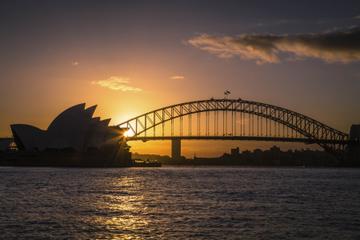 Visite en hélicoptère de Sydney au...