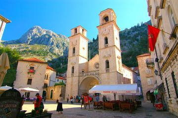 Balade dans la vieille ville de Kotor