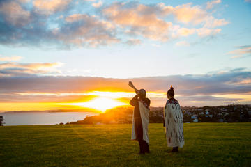 Ra Karakia Dawn Ceremony Experience from Auckland