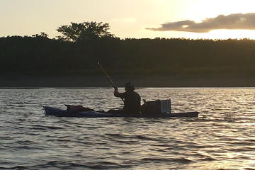 Bio-Luminescence and Sunset Kayak Tour