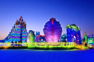 Harbin Ice And Snow Festival Private Day Tour