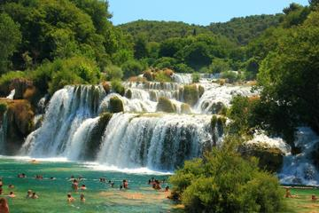 Krka National Park Private Tour from Sibenik with transfer to Split