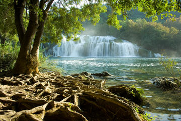 Krka National Park Private Tour from Zadar with Transfer to Dubrovnik