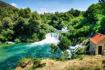 Krka National Park Private Tour from Zagreb with transfer to Sibenik