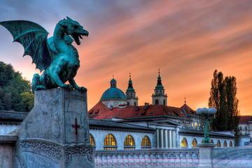 Ljubljana and Postojna Cave Day Trip from Zagreb