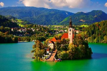 Private Tour: Ljubljana and Lake Bled Day Trip from Zagreb