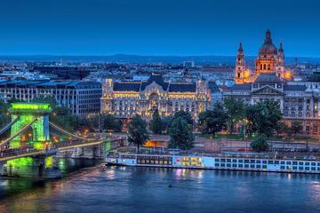 Zagreb to Budapest with Balaton Lake Day Trip