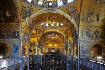 Gondola Ride and Golden Basilica Tour
