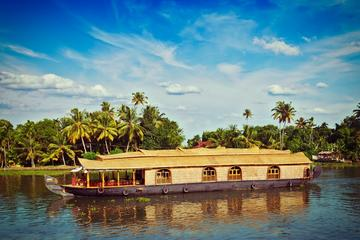 Cochin Shore Excursion Private Tour- Kerala Houseboat Trip with Private Vehicle