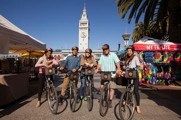 Excursion à Alcatraz et Golden Gate...