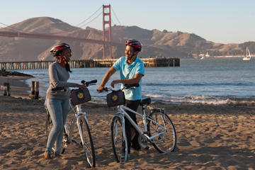 San Francisco Golden Gate Bridge Bike...