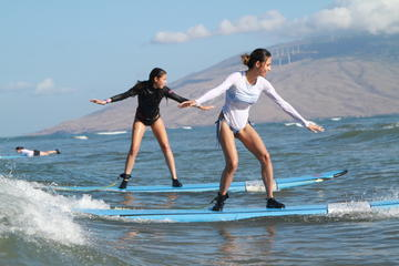 South Maui Surf Lessons